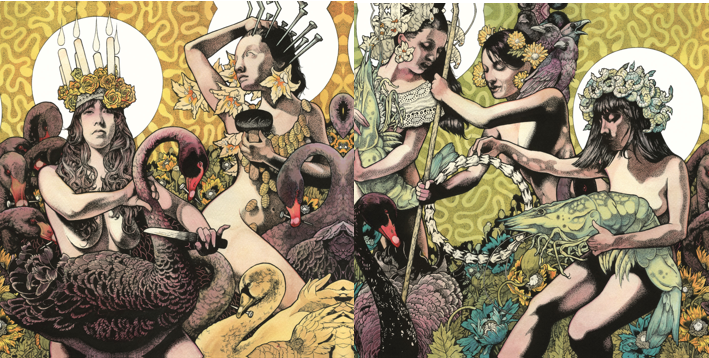 Baroness: Yellow & Green download
