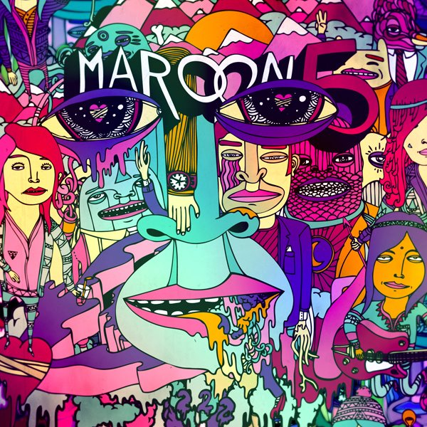 Maroon 5: Overexposed download