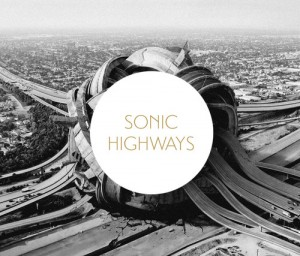 Sonic Highways Album Cover