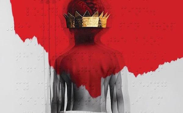 File: Rihanna's Anti album download