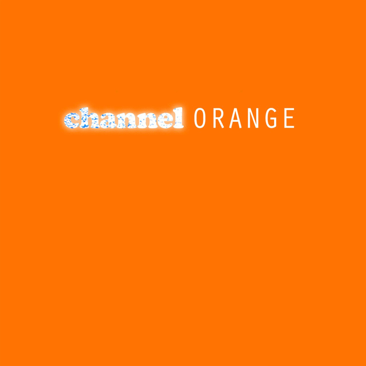 Frank Ocean: channel ORANGE Mediafire